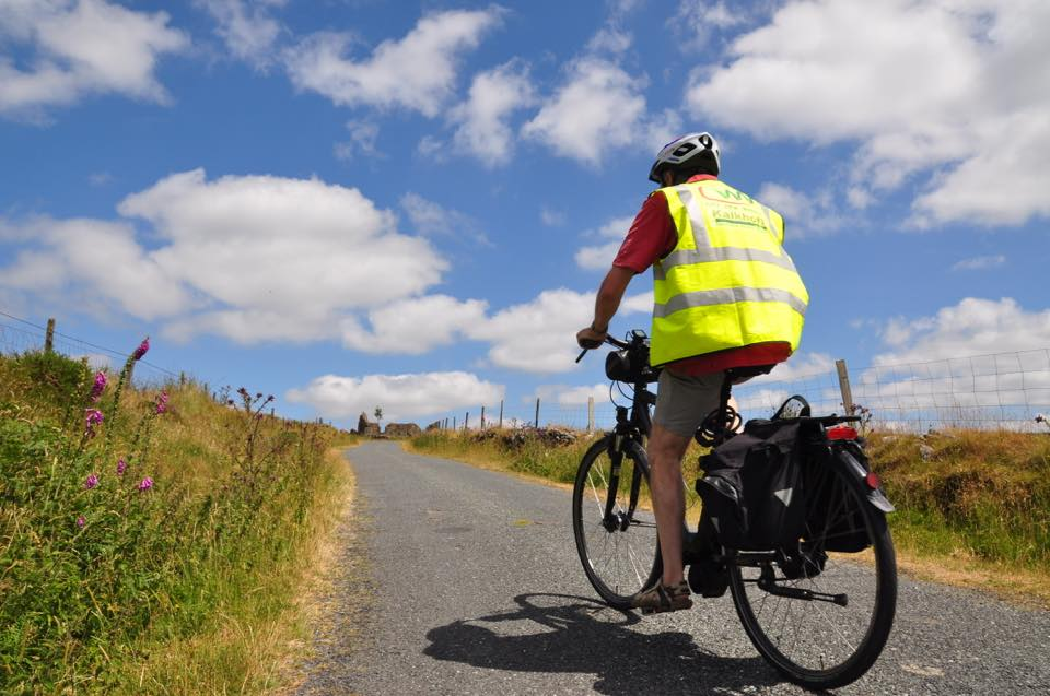 50 km Cycle in the Knockmealdown Mts., Co. Tipperary
