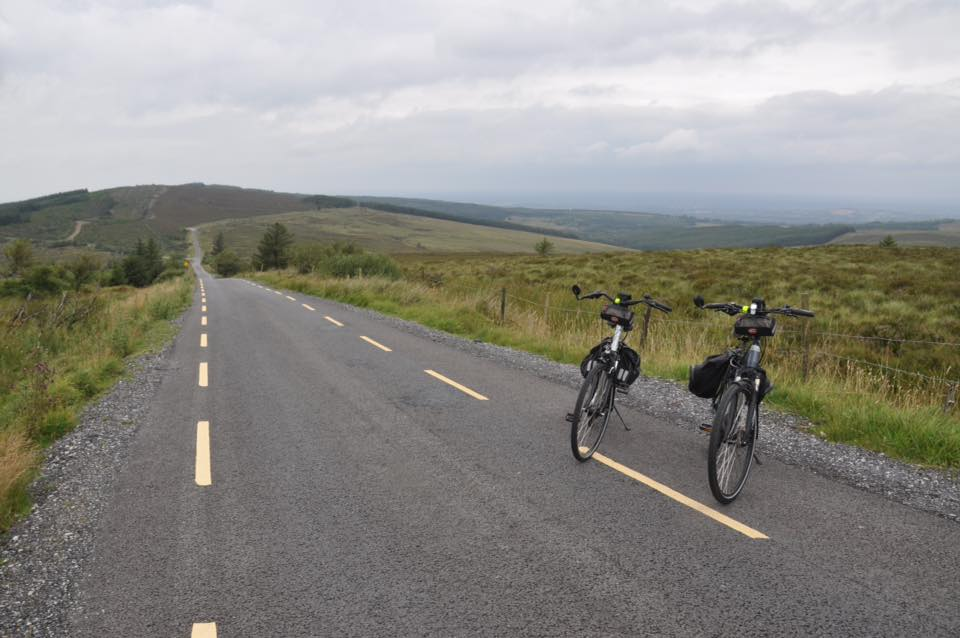 Conquering the Slieve Bloom Mountains
